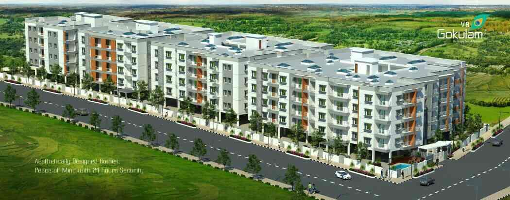 apartment for sale in hoskote  contact-9900069670 - by Vrventures, Bangalore