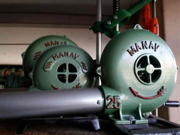 RP Sales Suppliers and Traders of Manav Brand Blower in Rajkot-Gujarat with Good Quality - by R P Sales, india