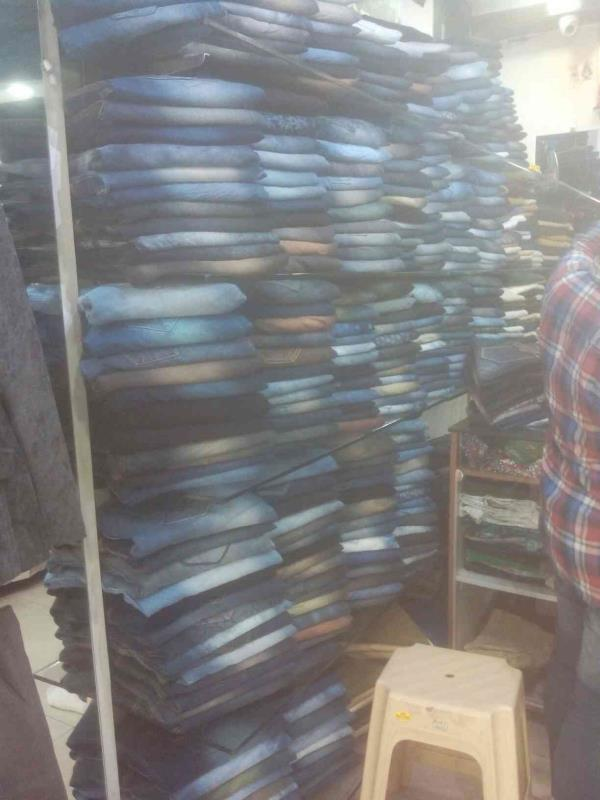 we are leading suppliers in jeans. - by Brand Guru, Ahmedabad