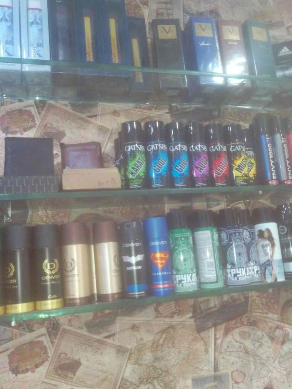 Some of the perfumes - by Brand Guru, Ahmedabad