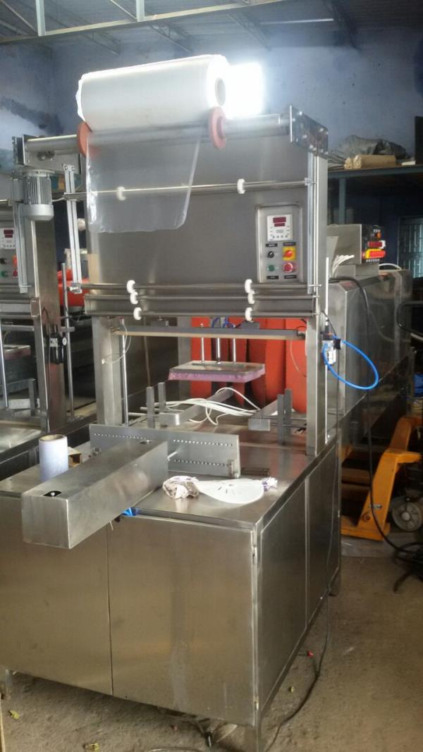 we are manufacture as well as exporter of bottle filling machine in ahmedabad. - by Shreeji Project, Ahmedabad