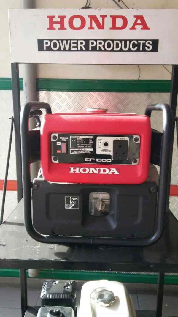 We are authorised distributors for HONDA power products for Vadodara. - by Shree Sai Auto, Vadodara