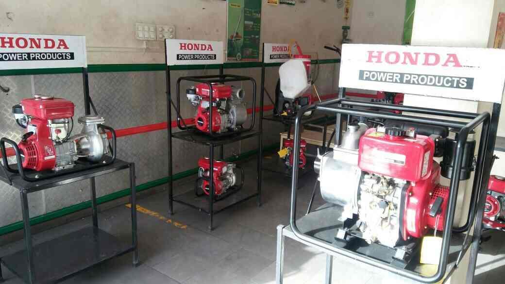 For original HONDA power products spare parts visit us at SUBHANPURA Vadodara. - by Shree Sai Auto, Vadodara