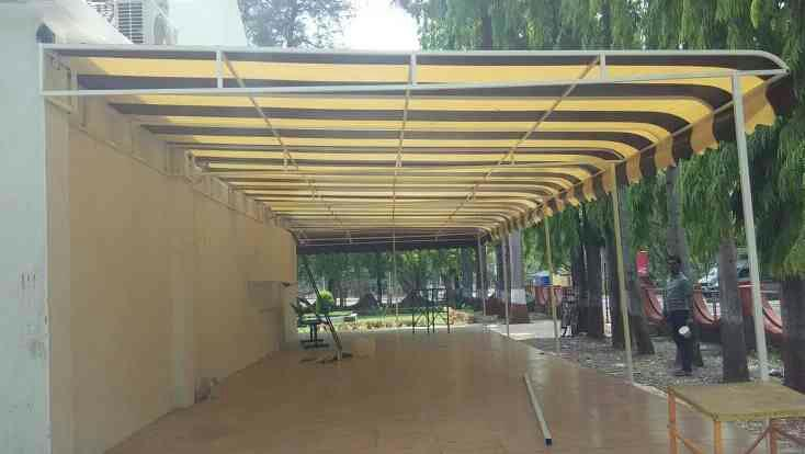 very very big size fix type Shade - by Canopy Pune, Pune