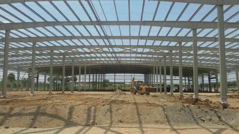 PEB Fabrication In South Tamilnadu , PEB Fabrication In Tamilnadu , PEB Structural In Madurai , Sandwich Panel Manufacturers In Dindigul , PUF Wall Panel Manufacturers In Dindigul , Prefabricated Houses In Dindigul , Fabrication Of Roofing  - by UNIVERSAL ROOFING COLDSTORE & CONSTRUCTIONS, Madurai