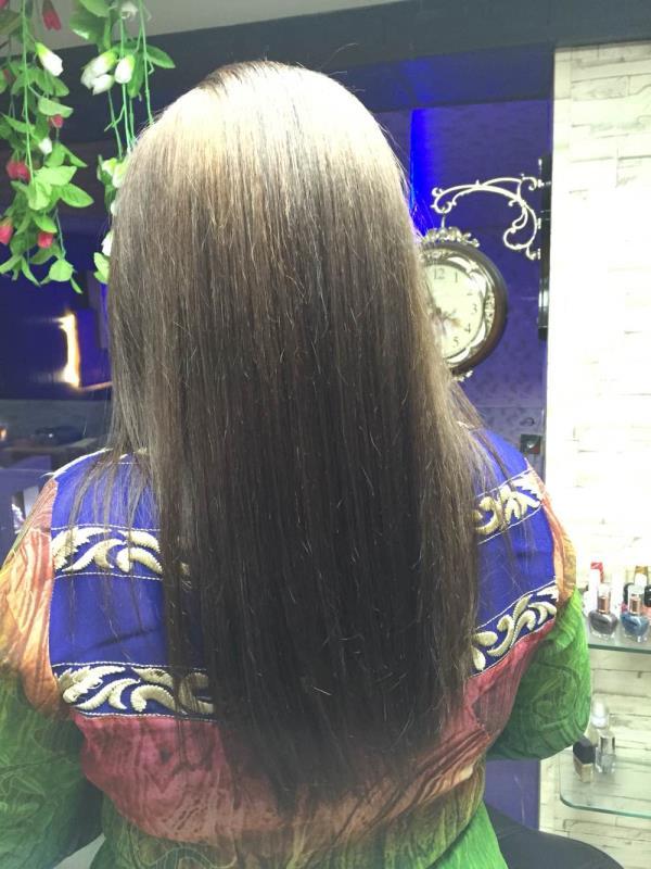 Hair colour  - by Prerita Kcreations @ 9810993970, Delhi