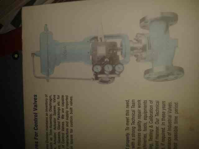 industrial havy valves in ahmedabad. - by Flilink Industries, Ahmedabad