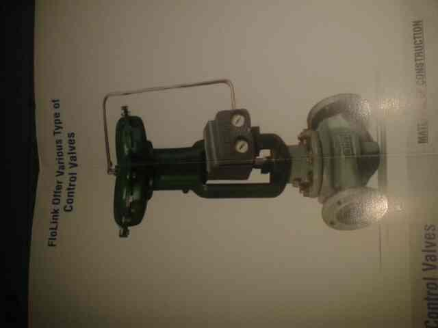 flolinks offerd varias type of control valves. - by Flilink Industries, Ahmedabad