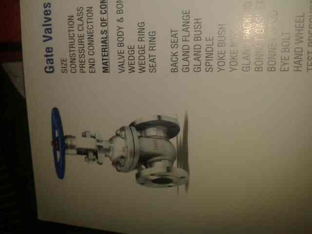 all type of gate valves. - by Flilink Industries, Ahmedabad