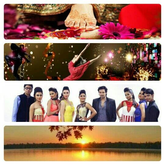 Event Collage - We are the MAKER - by Echapuron, Kolkata