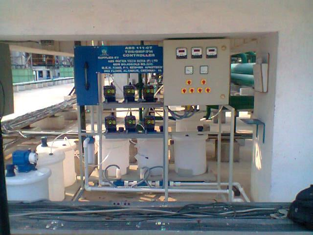 Water Treatment auto control system projects in Tamil Nadu. - by Absgroups, Chennai