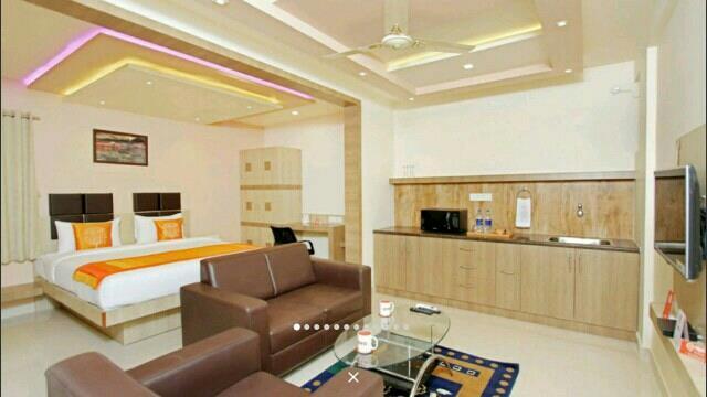 premium service apartment in koramangala  - by Vijayadri Exotica, Bengaluru