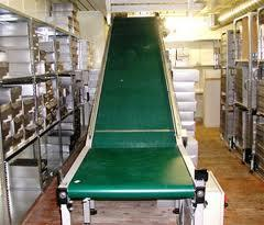 Horizontal cum Inclined conveyor manufacturer in kolkata. - by Cold Chain Concept, Kolkata