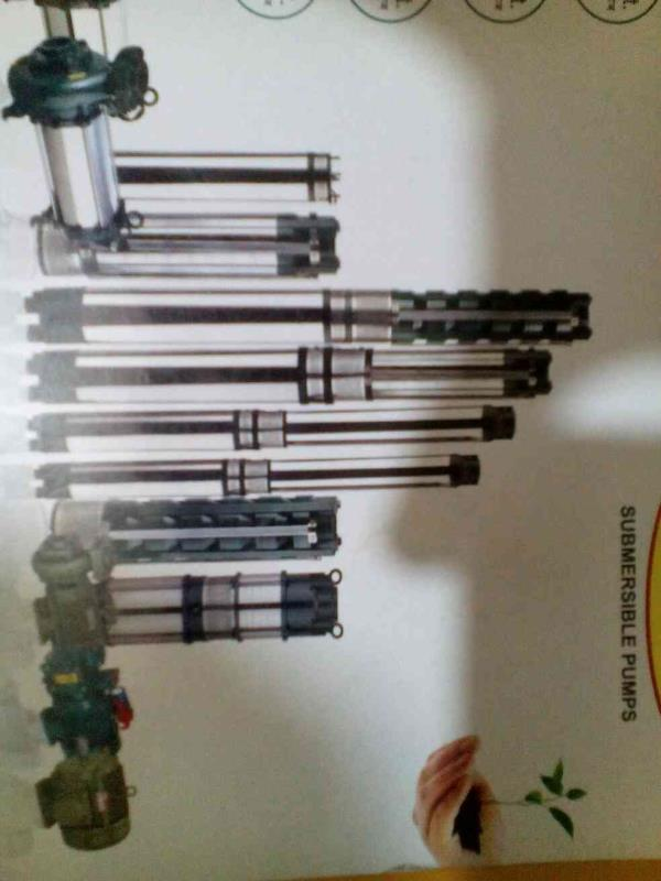 we are best manufacturing of Submersible Pump with brand name of Kelvin in rajkot. - by B.M Engineering Co, Rajkot