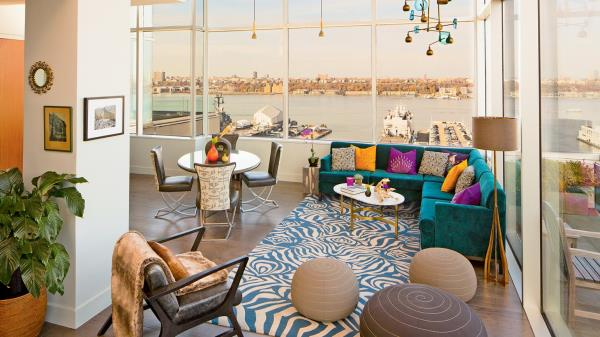 New York City properties  Amid the ever-evolving New York hotel landscape, Kimpton's four Big Apple properties are keeping pace with a slate of refurbishments and other changes.  The 292-room Eventi in Chelsea recently completed a redo of i - by Ankit Gandhi - Licensed Realtor, Westchester County