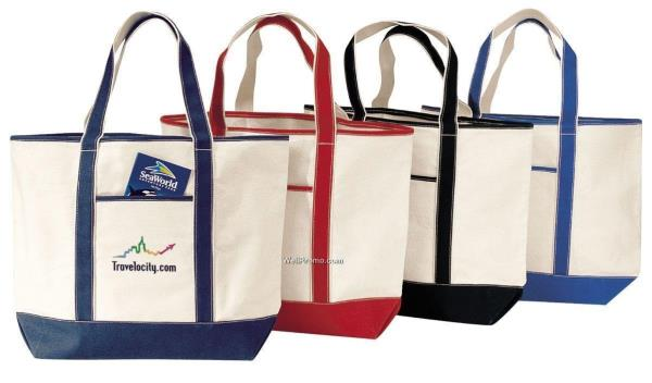 Promotional bags are important at events, trade shows and in your store. Clients should carry your products in a bag that spreads your message instead of hiding them in a generic tote bag. - by Blivus Bags, Ahmedabad