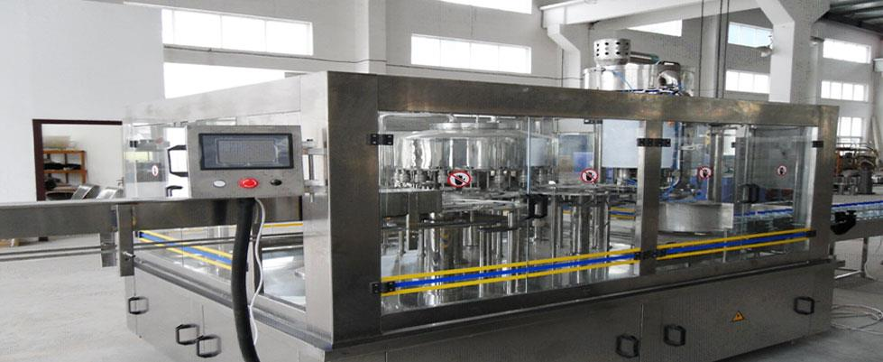 This is high standard advance Touch Screen PLC base Rotary Pet Bottles Rinsing Filling Capping Machine. This machine mainly used for washing, filling and capping of Non-Aerated Drink such as Mineral water, Pure Water, Non-Gas Wine Drink, Sy - by Shreeji Project, Ahmedabad