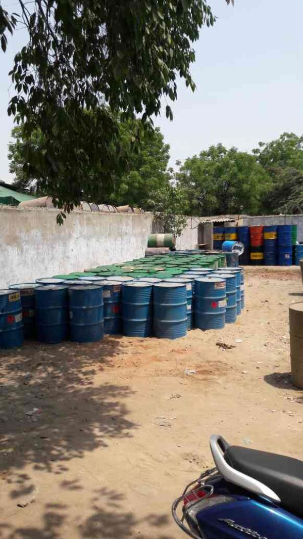 We petro chem industries deals in centering oil and dealers in empty barrels - by Petro-Chem Industries, Ahmedabad