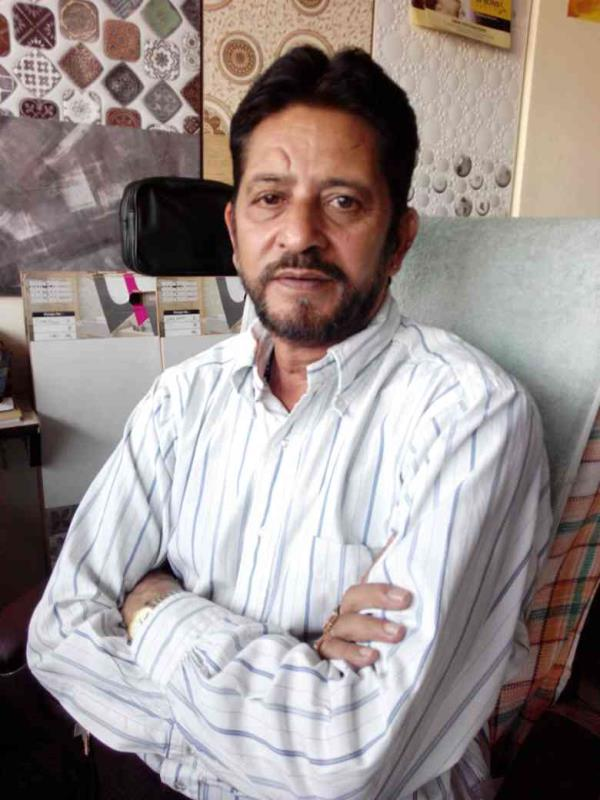Meet Mr Sayeed Proprietor of DR trading Company - by D.R. Trading Company, Ahmedabad