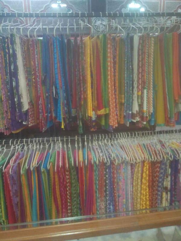Some sarees collection - by Kala Niketan, Ahmedabad
