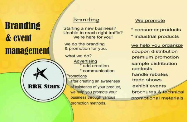Innovative Ad film makers in India - by RRK STARS CREATIONS, Bangalore