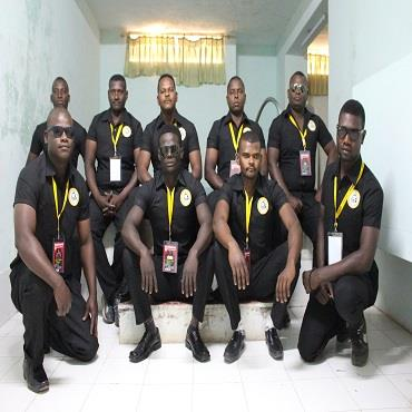 We are providing special African body guards and African Bouncers in Ahmedabad in Gujarat - by Khaki Security Services Pvt Ltd, Ahmedabad
