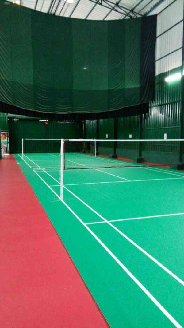 Flyers Badminton Academy is one of the Best Badminton Coaching Center in Chennai. We provide international standard facilities, which will help students to master Badminton skills at early stage. Our Indoor Badminton Court is located at Aru - by Flyers Badminton Academy, Chennai