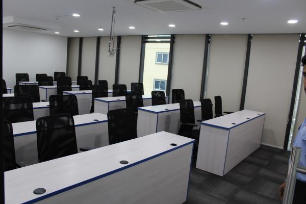 Training Rooms !!  - by GoGreen Project Solutions, Hyderabad