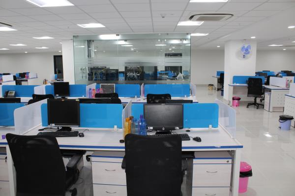 Work Stations - by GoGreen Project Solutions, Hyderabad