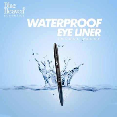 Water Proof Eyeliner One ought to get confused while shopping for eyeliner. Blue heaven comes with its range of best waterproof pencil eyeliner for women who want to make their eyes look enduring as well as captivating. It comes in intense black color and is enriched with natural ingredients to keep your eye healthy as well as beautiful. Citygirls Citystyle  Shop Now - https://www.blueheavencosmetics.in/color-cosmetics/eyes/eyeliner/line-design-sketch-eyeliner.html  Blue Heaven Cosmetics - Best Water Proof Eyeliner