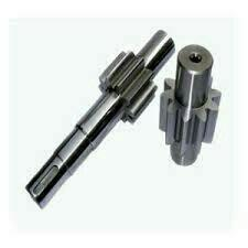 We are Also Manufacturers and Suppliers of Gear shaft in Rajkot  - by Jay Ambe Engineers, Rajkot