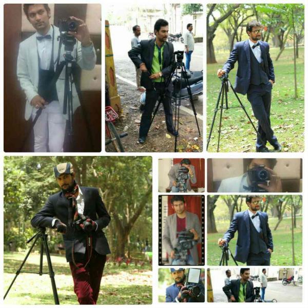 Ad Film maker in India, recent Shoot stills . - by RRK STARS CREATIONS, Bangalore