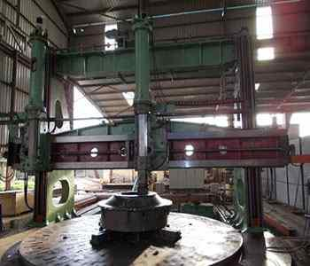 Heavy Machining Vertical turning lathe – RICHARDS MAKE  13 Meter Swing Diameter, 3800mm height(under rail) - by sri vijayalakshmi fabricators, Tiruvallur