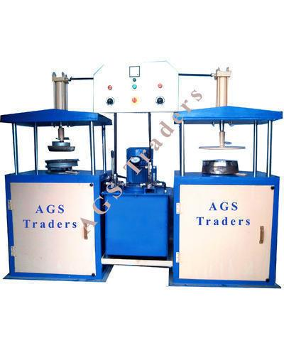 We manufacture High Quality Paper Plate Making Machine in Coimbatore.   Quality Paper Plate Making Machine in coimbatore.   - by AGS Traders, Coimbatore