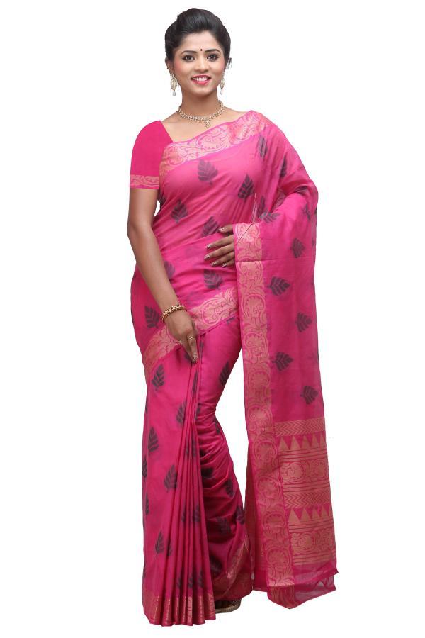 Pure Cotton Sares In Coimbatore Pure Cotton Kurthies In Coimbatore - by Sruthi Boutique, Coimbatore
