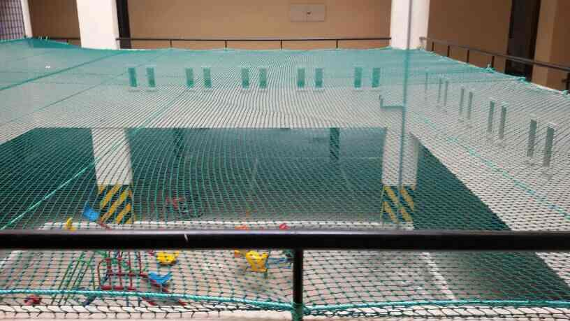 Balcony net dealers in bangalore.  We offered best quality Safety nets in Hdpe braided at best rate. - by Ramana enterprises, Bengaluru