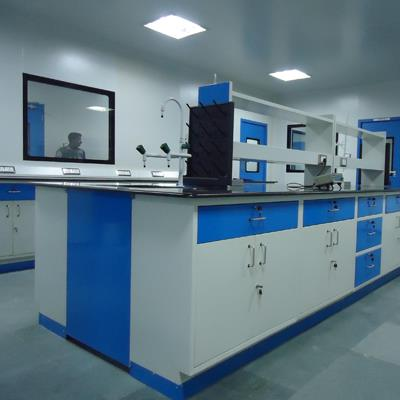 Island Work Table Manufacturers in Chennai  The company, supported by a team of highly skilled people who have vast experience of designing and fabricating exquisite Island Work Table in a variety of designs and shapes according to customer - by Mee Lab Furnisher, Chennai