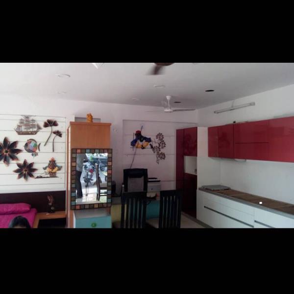 Innovative Interior Designer Mfg. of Modular Kitchen & furniture, wallpaper, Wall Art effects. - by Wood Inside The Interior Hub, Vadodara