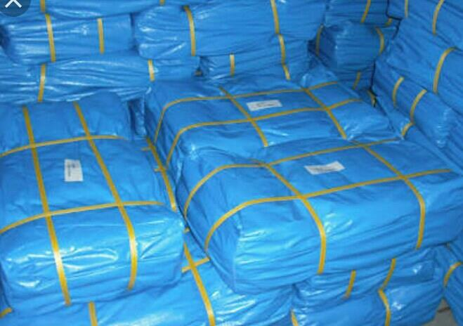 We are the leading manufacturer of Tarpaulin bags and materials in ahmedabad - by Kesar Enterprise, Ahmedabad