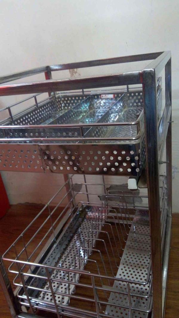 ss basket manufacturer in ahmedabad  - by Keni Ipmex, Ahmadabad
