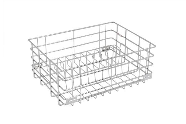 Banking on our vast experience in this domain, we are engaged in manufacturing quality assured Plain Basket.  Features:  Durability Easy to fix Fine finish - by Keni Ipmex, Ahmadabad