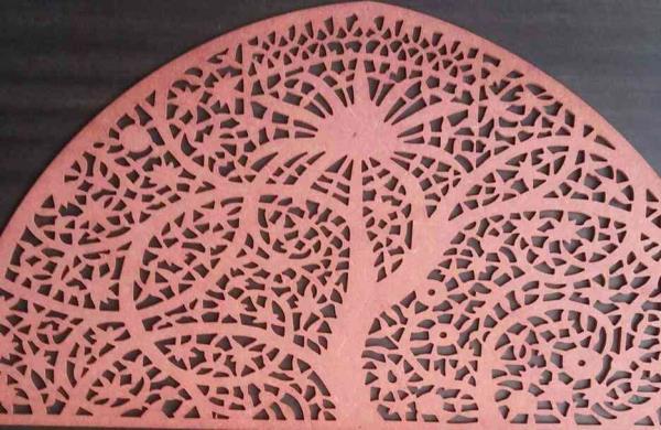 wooden cnc profile cutting. - by Shree Brahmani Wood Work, Vadodara