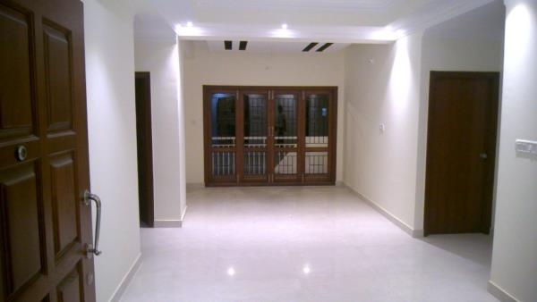 A flat for sale in HBR layout close to Hennur main road is located by good area, A serene locality surrounded by schools and colleges and access to all amenities. - by Watershed properties, Bangalore