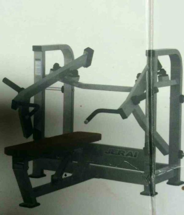 Dual axis chest press equipments manufacturer in vadodara - by Maruti Gym Equipment, Vadodara
