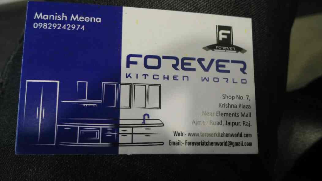 we are the best modular kitchen dealer in Jaipur.  - by Forever Kitchen World, Jaipur