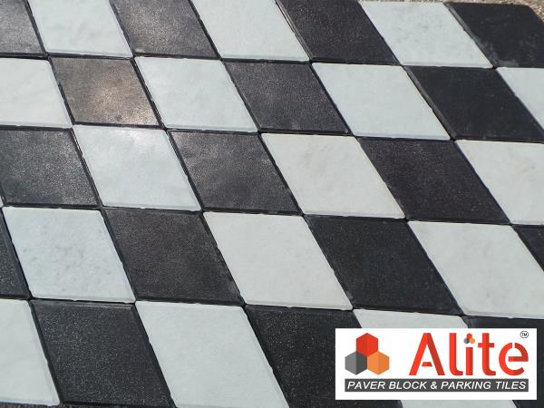 This Design is Very Beautiful and Attractive of Exterior Flooring on Home, Office, Apartment, Wack way , Parking Aria and road Ravi Tiles  9726965264 - by RAVI TILES - Paver Block & Parking Tiles Manufacturer       -     Call: 9726965264, Ahmedabad