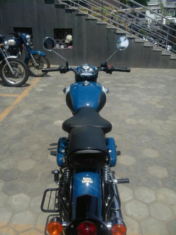Classic 350 Lagoon - by CLASSIC MOTORS, Madurai