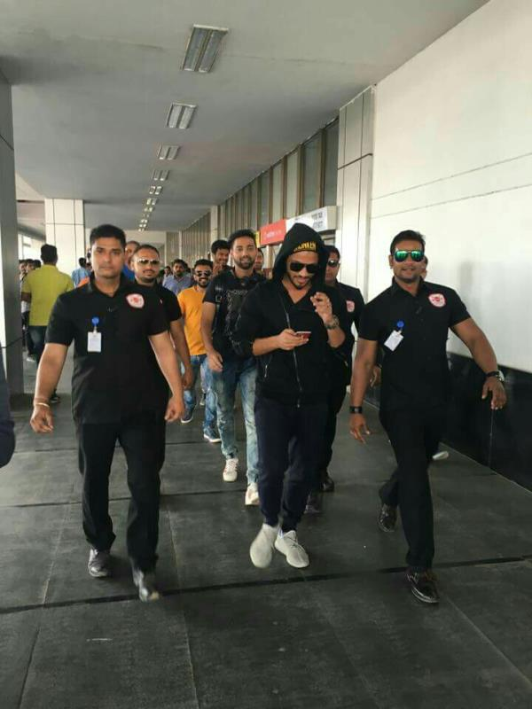 We have provided security to the Bollywood Rapper King Raftar Singh at the Sardar Vallabhbhai patel airport  and to the Live Concert . we are providing BEST security services in the Live Concerts all across the Gujarat.  - by Khaki Security Services Pvt Ltd, Ahmedabad