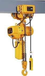 Electric Chain Hoist - by SP Engineering Works 9999966195, Faridabad