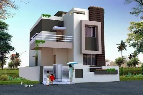 Modern Villas In Sundarapuram Luxuri Villas In sundarapram  LUxuru Villas In Coimbatore - by SRIRAM PROPERTIES, Coimbatore